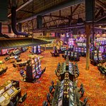 Over 700 Slots and Table Games