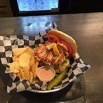 Charleston Blue Crab & Shrimp