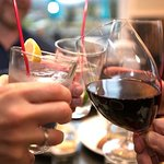 Try Jen's daily wine selections, happy hour specials & our great selection of custom cocktails.