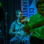 Dancers & fiddler at local Celtic hall recommended by Hillcrest Hall front desk manager