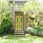 """Villa entrance """"Frangipani"""""""