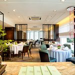 Toh Yuen Main Dining Area