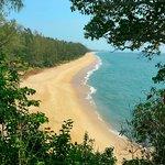 12km of pristine, empty beach