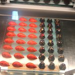 Candies, The Bakery Cafe by Illy, Culinary Institue of America, St. Helena, CA