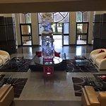 Hotel lobby - Stunning!