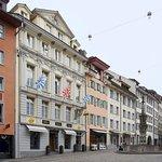 Altstadt Hotel Krone Luzern Foto