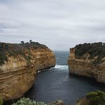One of the many views while driving along the Great Ocean Road in Australia