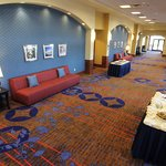 Conference Center Pre-Function Area