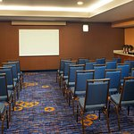 Meeting Room-Theater Style Setup