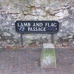 Lamb and Flag, Oxford