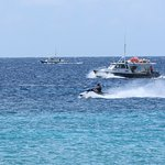 Watersports on Dover Beach