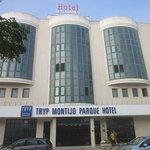 Foto de Tryp Montijo Parque Hotel
