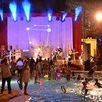 Soirée concerts piscine Lagon