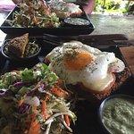 Photo de Kunda Vegetarian Cafe