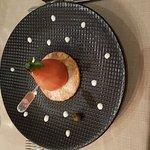 Repas délicieux de l'entrée au dessert. Accords mets et vins bien trouvés(beaujolais nouveau fan
