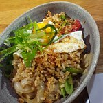 'Spicy' rice
