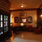 Lobby Travel Desk