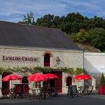 Langlois Chateau outside