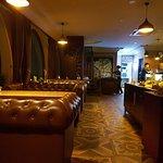 Cocktail-Lounge / Frühstücks-Etage