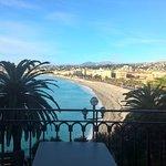 Balcony view...