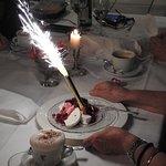 dessert for birthday