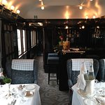 The Lalique Dining Car