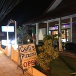 Photo de Celli's italian pizza restaurant
