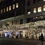 lights on Fifth Avenue