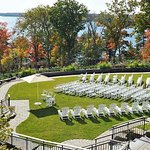 Lakeview Lawn Wedding Ceremony