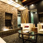 Couples lounge in Spa