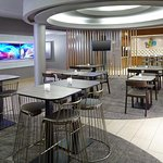 SpringHill Suites Houston Intercontinental Airport Foto