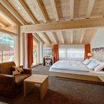 Double room Deluxe/Matterhorn