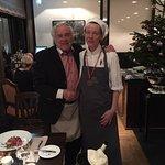 Hugenpoetchen Küchenchefin Erika Bergheim servierte selbst !