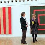 """Ausstellung """"Von der Sehnsucht nach Farbe"""" - Klassische Quilts im Stadthaus in Ulm"""