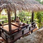 Outdoor Massage Sala