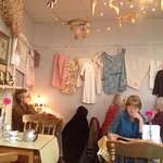 fun, quirky, imaginative decor - great creative team at Reloved