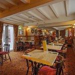 Our bar/restaurant area