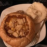 Bread bowl #1 combo