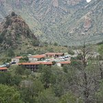 Big bend the motel in the park - magnificent wilderness