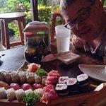 Dominical Sushi Foto