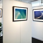 Alex Ferrone Gallery white exhibit space 3