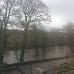River Wharfe from bedroom