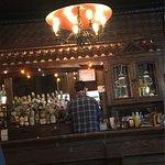 Panino verace! Atmosfera incantevole,vero pub americano.