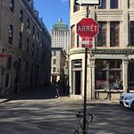 Old Montreal Foto