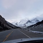 Icefield parkway drive