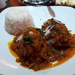 Chicken Anarkali