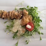 Vorspeise vom Mittagsmenü