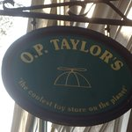 O. P. Taylors toy store