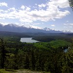 Photo of Pyramid and Patricia Lakes