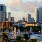 View of Honolulu